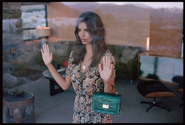 The Kooples Spring Summer 2018 Campaign ft. Emily Ratajkowski