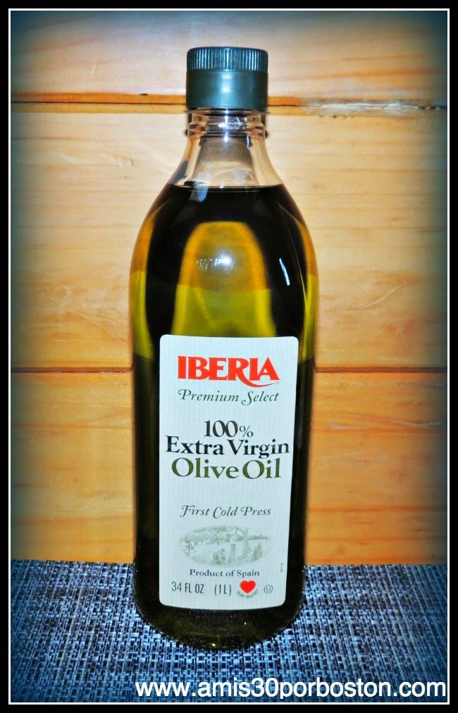 Aceite de Oliva Iberia