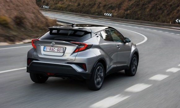 2018 Toyota C-HR Euro-Spec  Review and Release