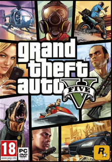 Grand Theft Auto V PC Full Español [Mega] [Google Drive]