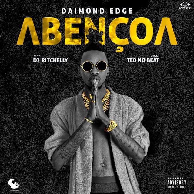 Daimond Edge ft. DJ Ritchelly - Abençoa (Rap)