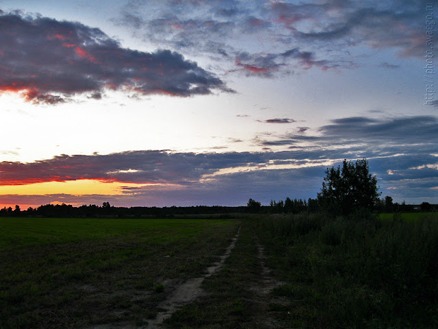 Утром в провинции