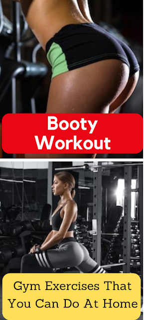 Gym Exercises That You Can Do At Home