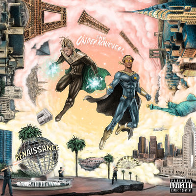 The Underachievers - Renaissance - Album Download, Itunes Cover, Official Cover, Album CD Cover Art, Tracklist