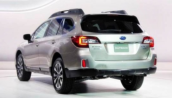 2016 Subaru Outback Changes Redesign Release Date Canada