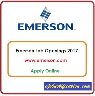 Software Test Engineer Openings at Emerson Jobs in Noida Apply Online