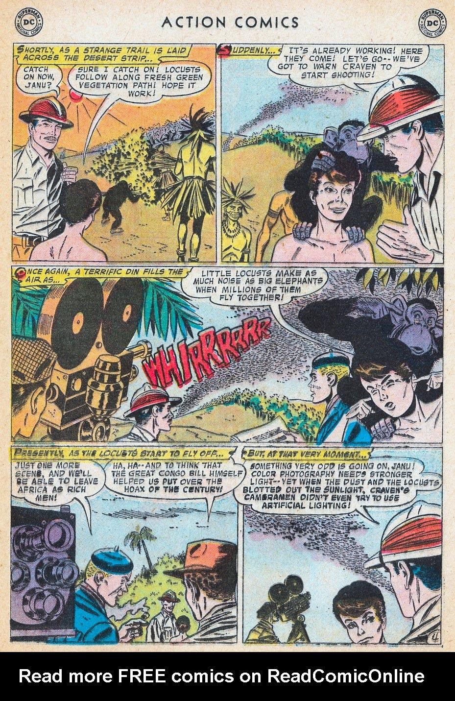Action Comics (1938) 241 Page 20