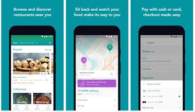 تطبيق كريم يطلق خدمة توصيل الطعامCareem NOW في جدة و دبي