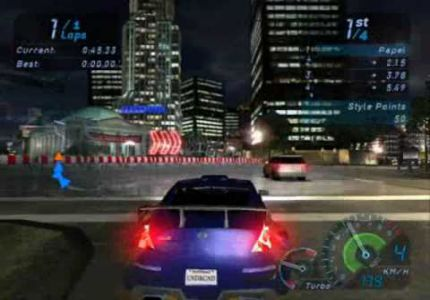 Need for Speed Underground 1 Free Download For PC