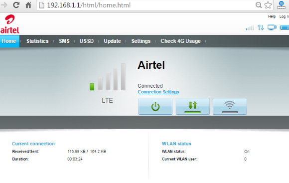 Browse free with airtel modem cracker