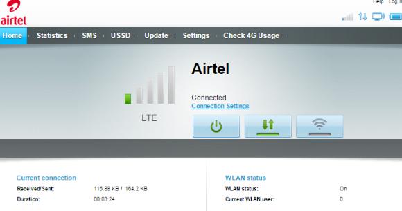 Unlock-huawei-zte blogspot in: How to Configure Airtel 4G E5573cs