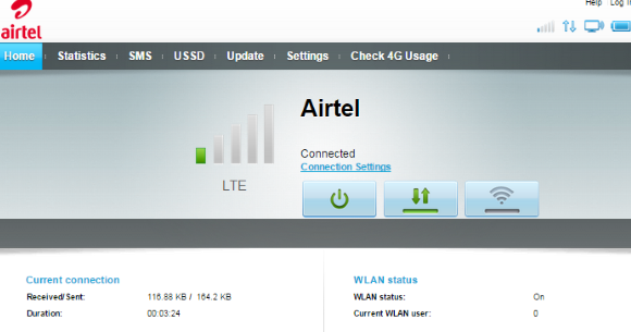 unlock airtel 4g wifi hotspot zte operating system Android