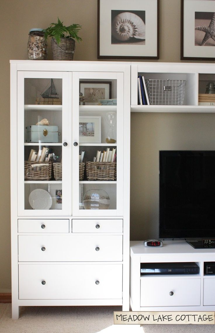 hogar diez serie ikea hemnes en tu sal n. Black Bedroom Furniture Sets. Home Design Ideas