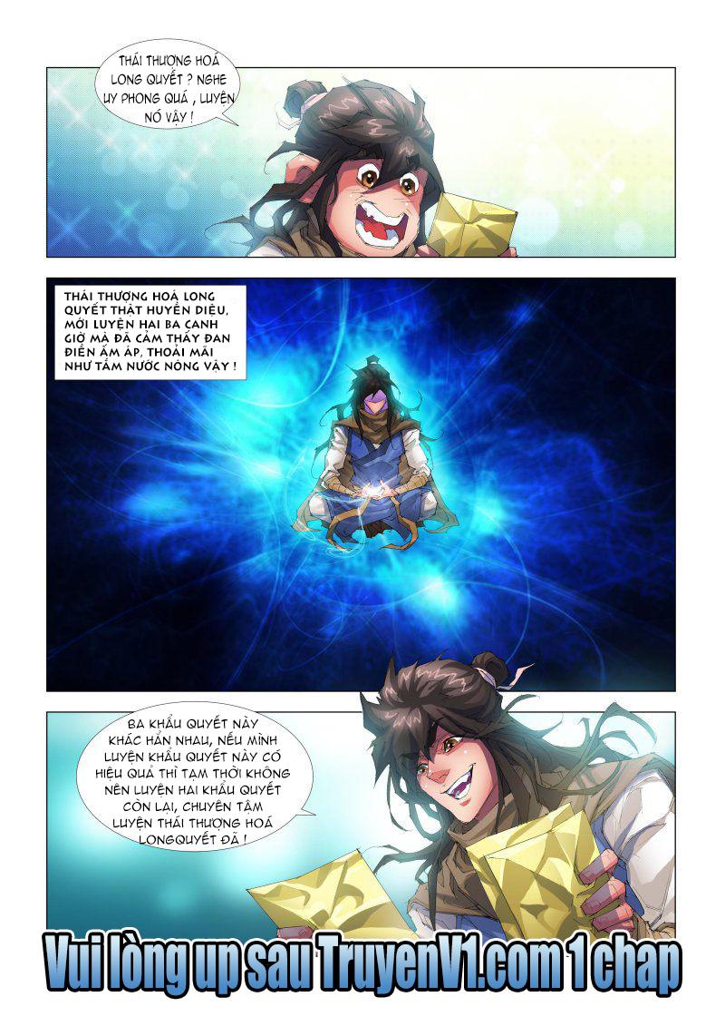 Phần Thiên Chap 3 - Next Chap 4
