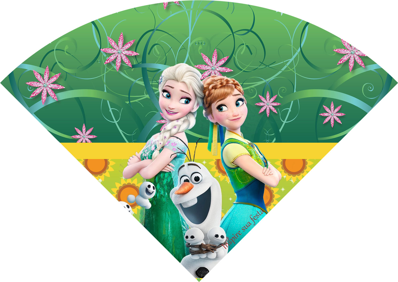 Ideas Para Tu Fiesta: Frozen Fever Kit Para Imprimir