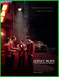 Jersey Boys: Persiguiendo la música (2014) | DVDRip Latino HD Mega 1 Link