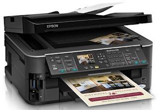 Epson Workforce 633 Printer Driver Downloads