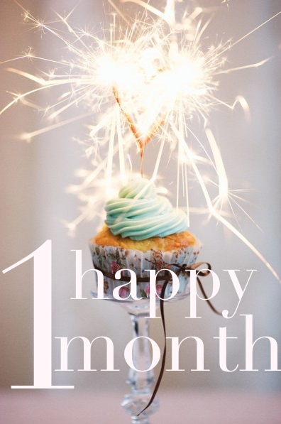 Happy 1 Month Old Baby Girl Quotes: CDH Support: Happy 1 Month Birthday Killian