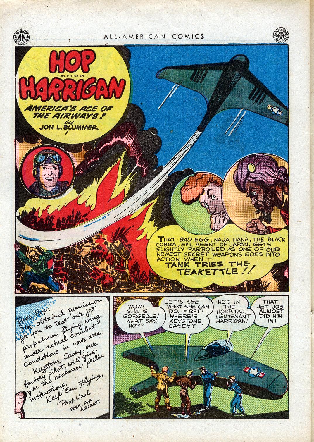 Read online All-American Comics (1939) comic -  Issue #64 - 46
