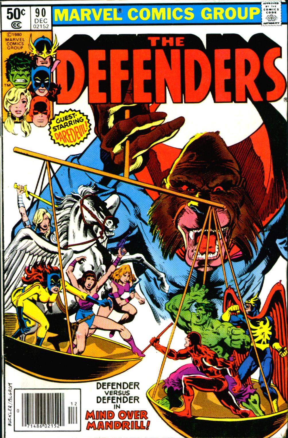 The Defenders (1972) 90 Page 1