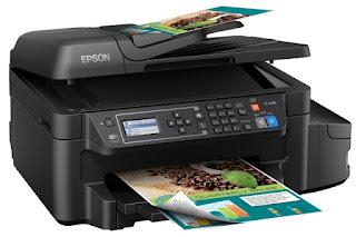 Epson Ecotank ET-4550 Télécharger Pilote Windows Et Mac