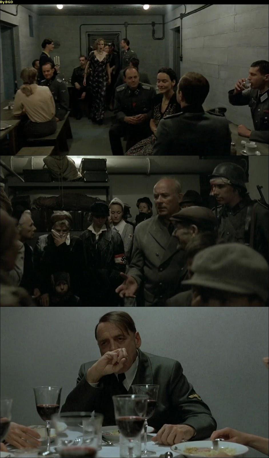 4.Qu3d4.4s.Ult1m4s.H0r4s.D3.H1tl3r s - Filme A Queda! As Últimas Horas de Hitler - Dublado Legendado