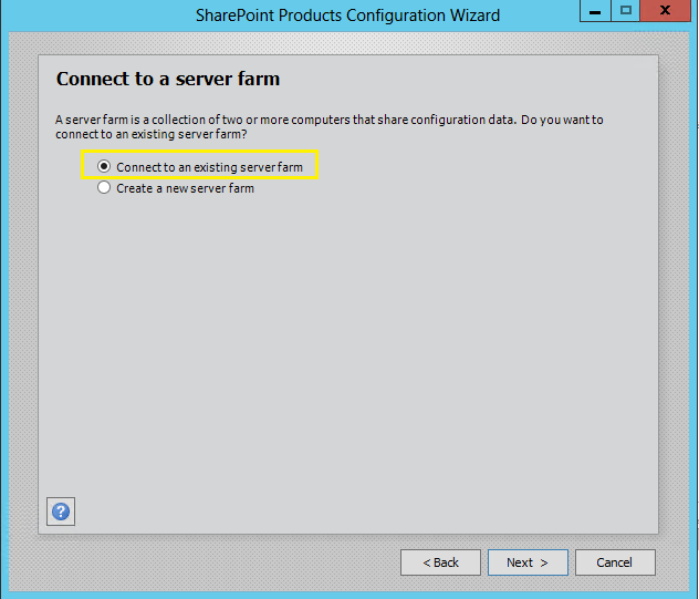 create new SharePoint Farm using PowerShell