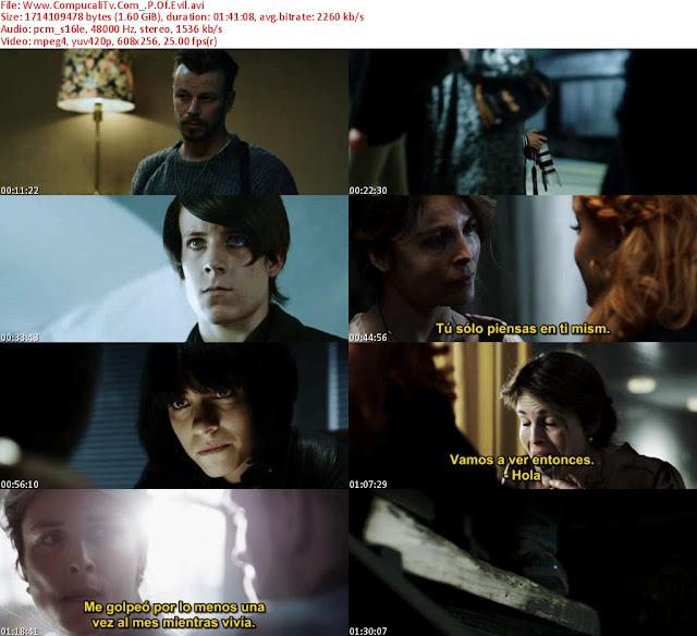 Priest Of Evil [2011] [Subtitulos Español] [DVDRip]