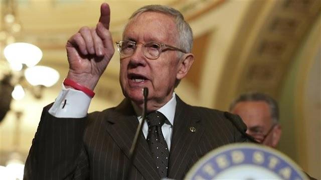 DNC was not 'fair' to Bernie Sanders, says Senate Harry Reid