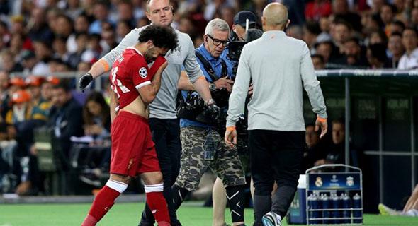 Benarkah Mohamed Salah Berpuasa Dalam Laga Final Liga Champions?