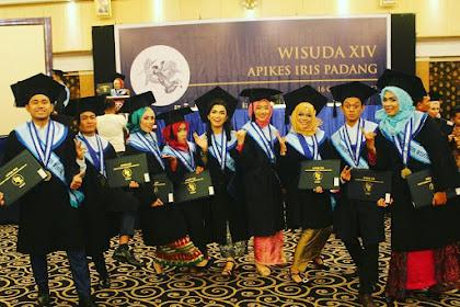Pendaftaran Mahasiswa Baru Apikes Iris-PADANG 2021-2022
