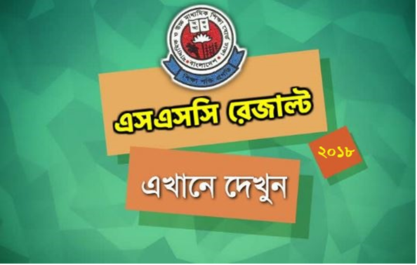 SSC Result 2018 by educationboardresults.gov.bd