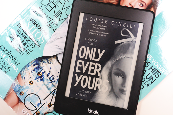 Only Ever Yours review #sassybooks - Colours and Carousels | Scottish Lifestyle, Fashion & Beauty blog
