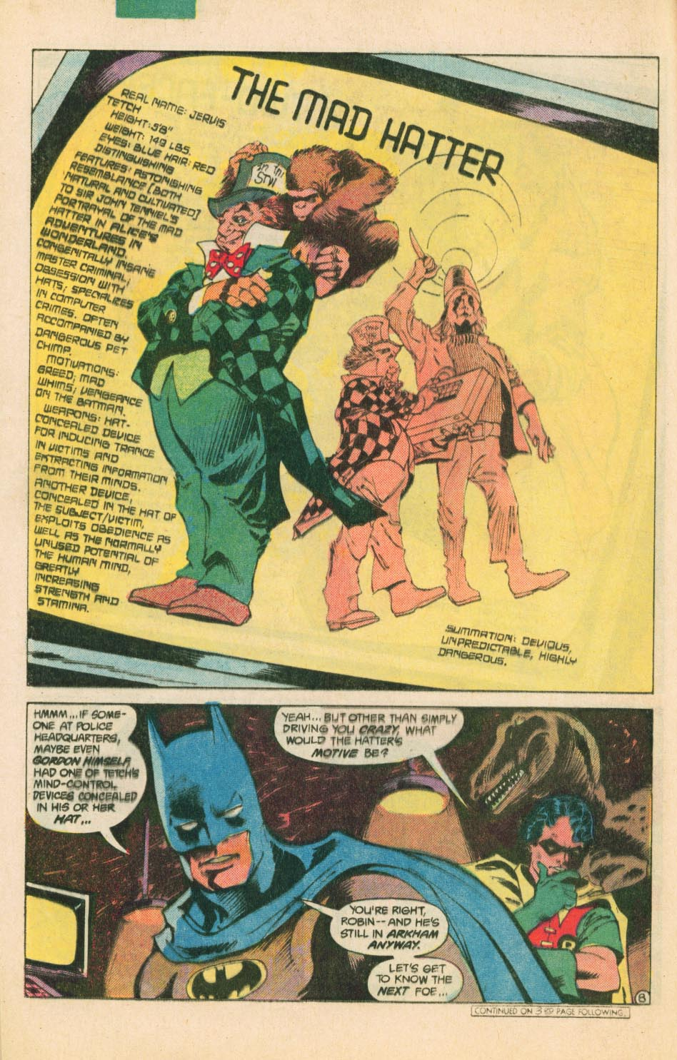 Detective Comics (1937) 566 Page 8