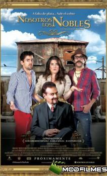 Capa do Filme Uma Família Muito Nobre