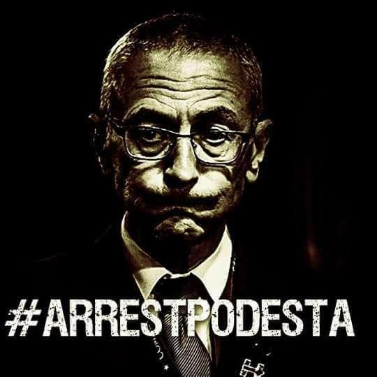 john podesta pizzagate meme #arrestpodesta