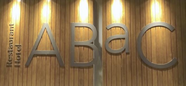 Abac ABaC Jordi Cruz Estrellas michelin Guia michelin guide barcelona masterchef top restaurant bcn estamostendenciados restaurant restaurante