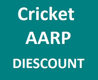 Cricket AARP Deal