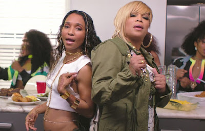 "TLC Premiere ""Way Back"" Music Video"