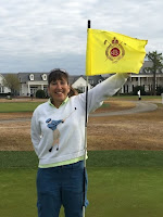 Stacy Solomon @ Pine Lakes Golf Course