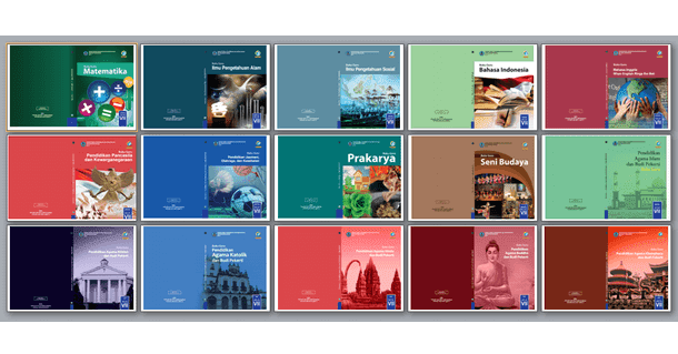 Buku Guru dan Buku Siswa SMP Kelas VII (7) Kurikulum 2013 Edisi Revisi 2016