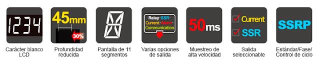 Controlador de temperatura Serie TX - Autonics