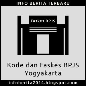 Kode dan Faskes BPJS Kesehatan Yogyakarta