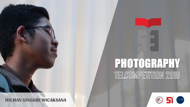 Alhamdulillah, Juara 3 Photography Telcompetition 2016
