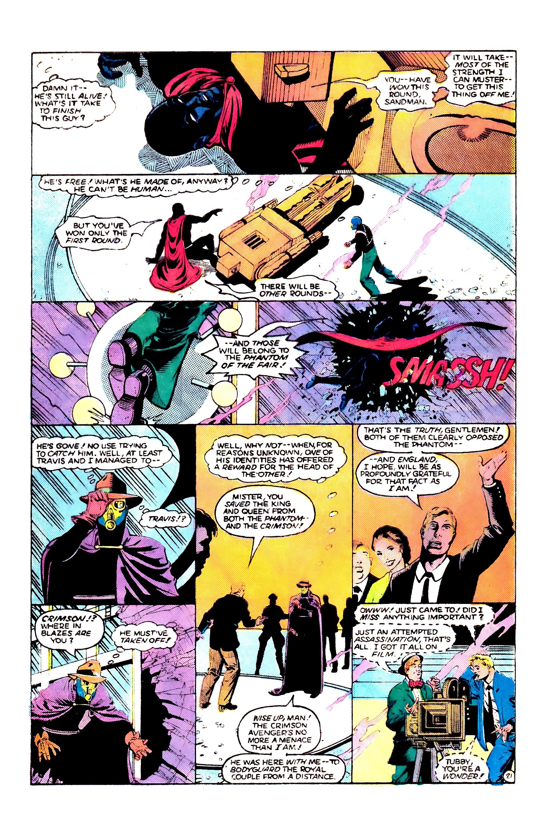 Read online Secret Origins (1986) comic -  Issue #7 - 48