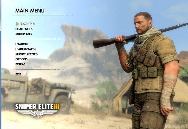 Sniper Elite 3 Free Download PC Games