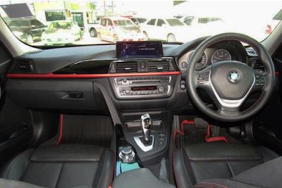 Interior BMW F30 Prefacelift