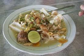 Resep, Nasi Sop, Soto Banjar, soto Banjar