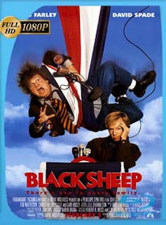 Oveja negra (Black Sheep) 1996 HD [1080p] Latino [GoogleDrive] SilvestreHD