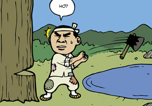Lee Chul (bộ mới) phần 7: Tiên ông trả rìu